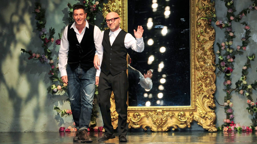 796e827bb790 Dolce and Gabbana get suspended sentence and €500m tax evasion fine ...