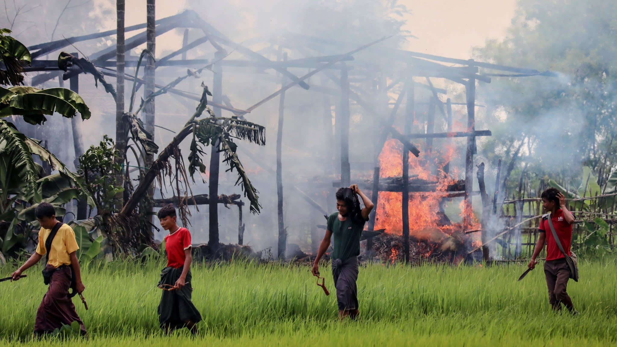 EU turns screw on Myanmar and Cambodia over rights abuses