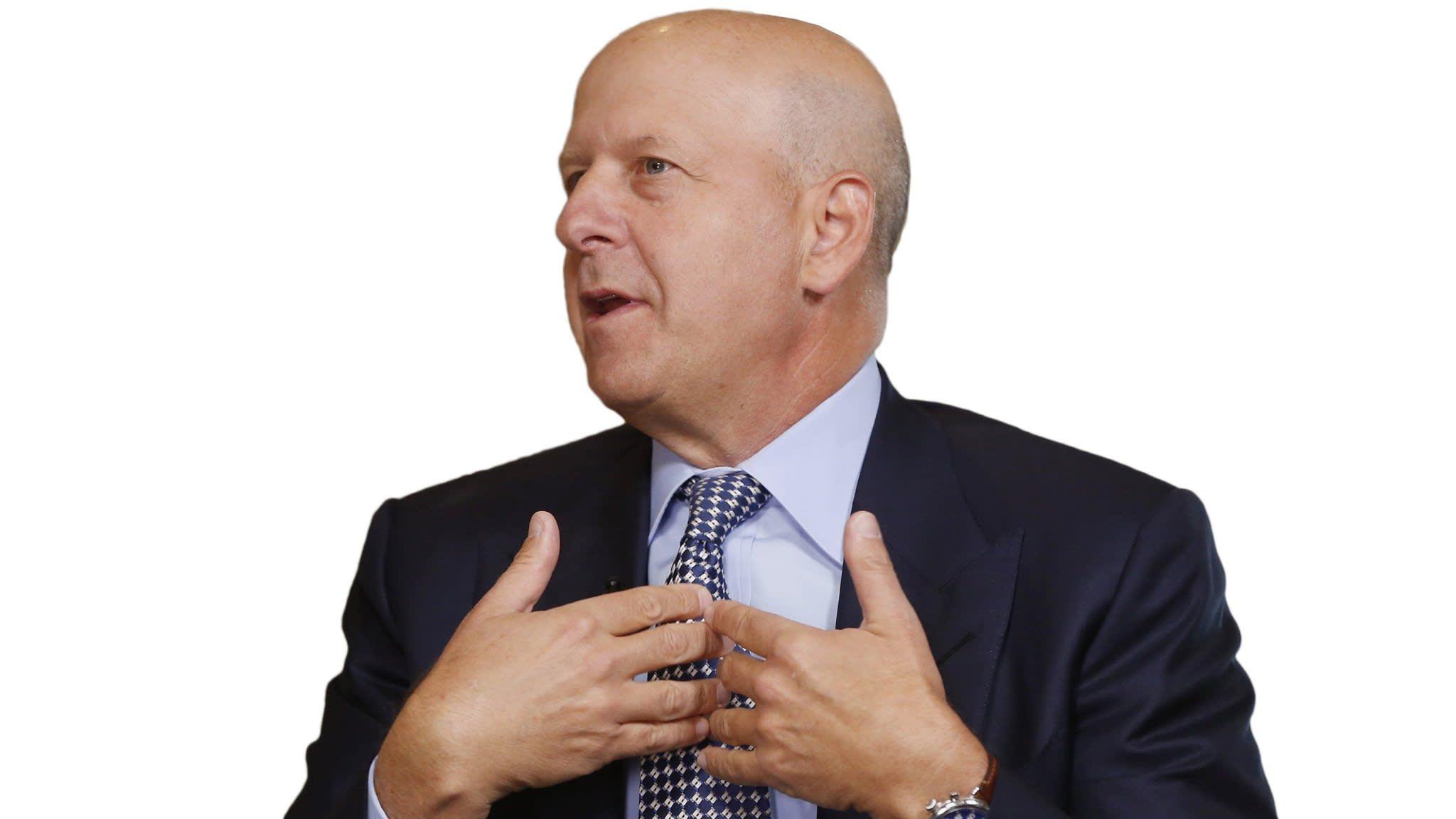 Goldman Sachs names new finance chief, president