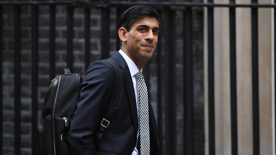 Boris Johnson to be replaced by Rishi Sunak in 7-way TV debate