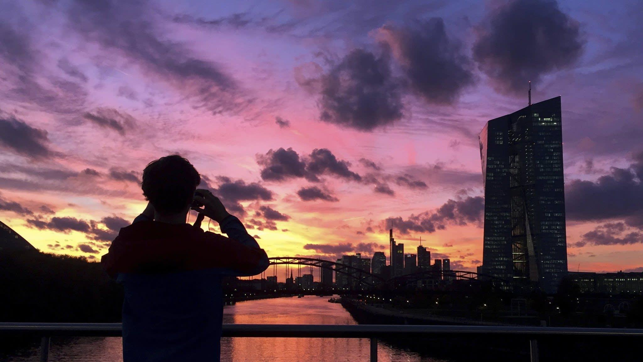 ECB drops pledge to buy more bonds if needed