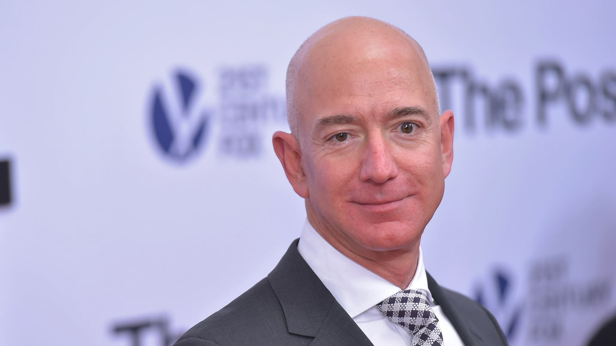 Jeff Bezos pledges $2bn for homeless families and preschools