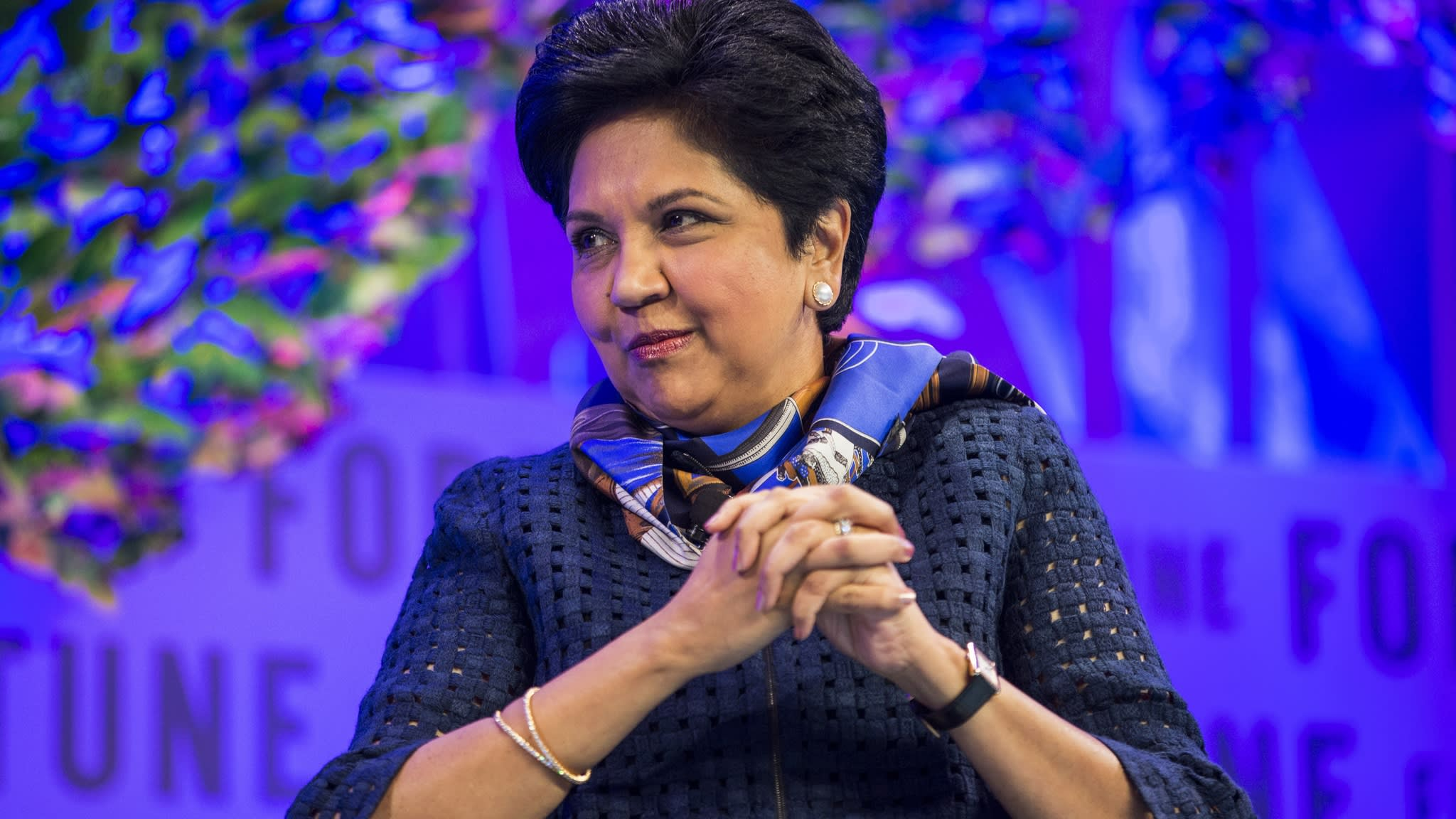 Indra Nooyi to step down as Pepsi chief after 12 years at helm