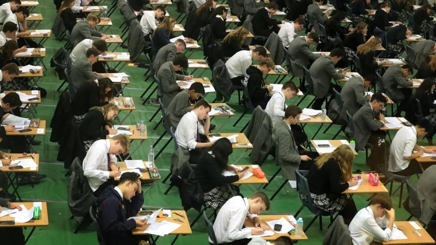 Welsh and Scottish teens lag behind English peers in school tests