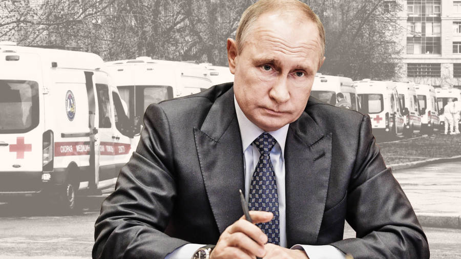 Russia: Pandemic tests Putin's grip on power