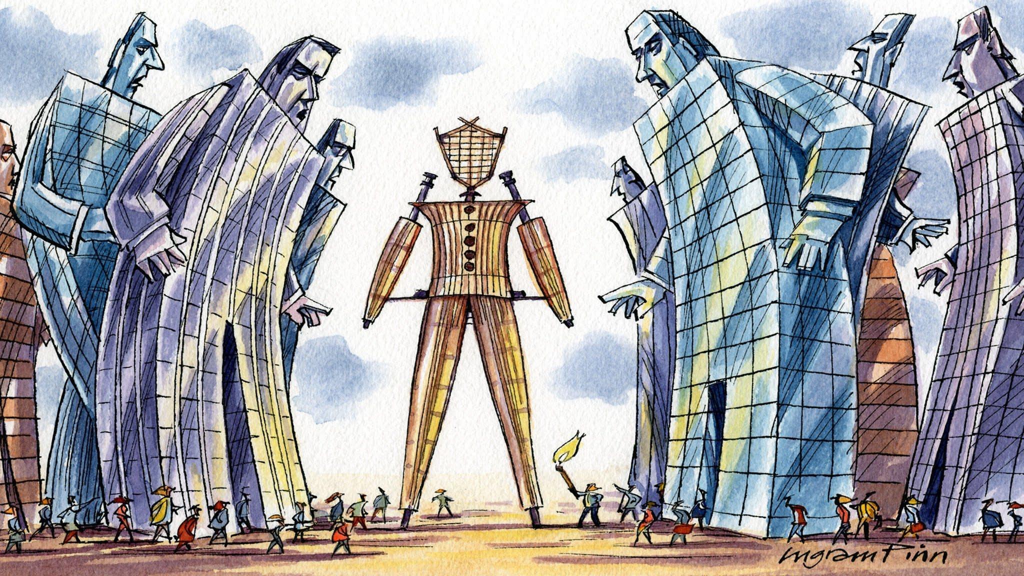 Superstar chief executives can self-destruct
