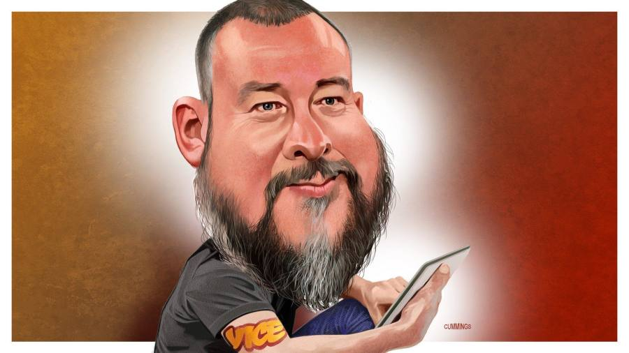 Shane Smith, the hard-partying mogul who has won over the millennials