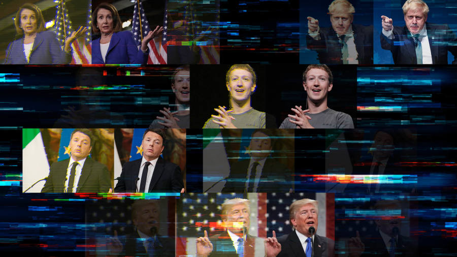 Can you believe your eyes? How deepfakes are coming for politics