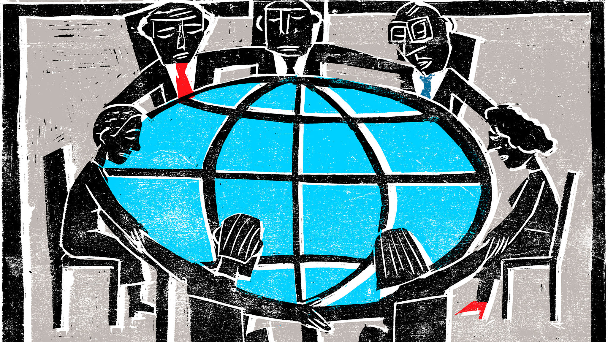 We need a new, more co-operative international order