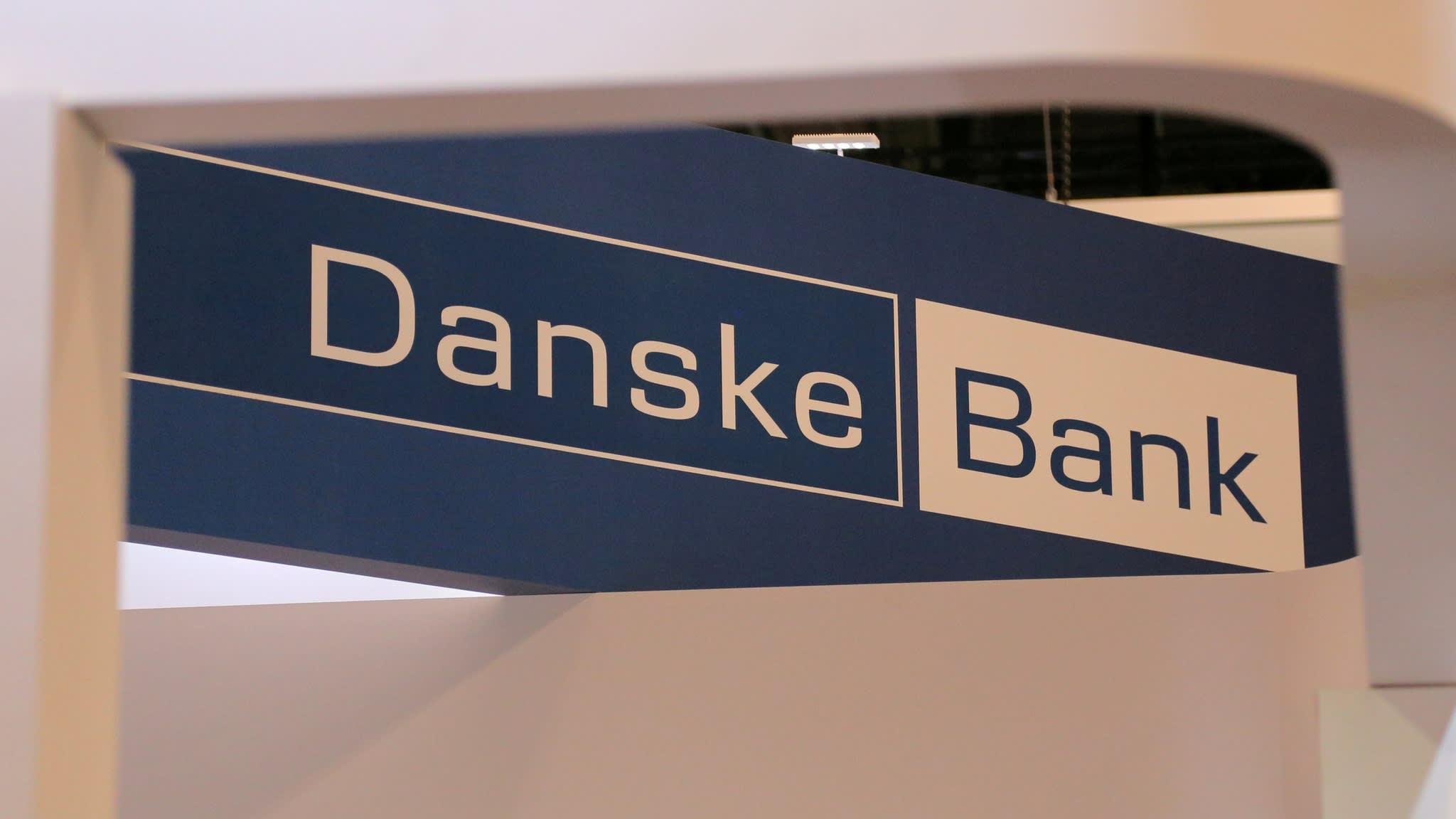 Danske Bank drops 9% after pledge to forfeit money laundering gains