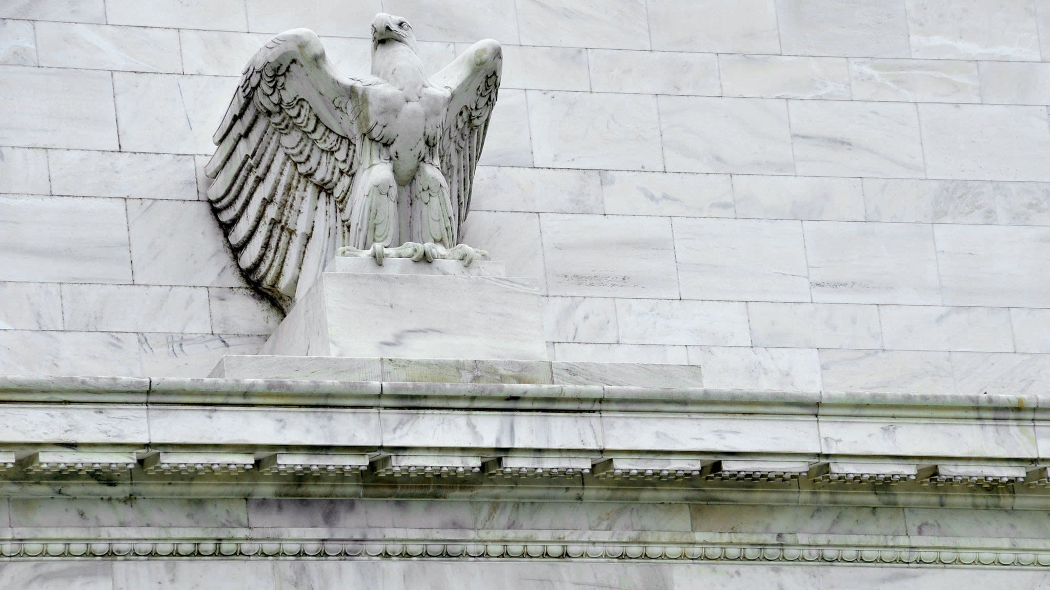 """Trump describes Fed as his """"biggest threat"""""""