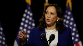 Article image: Kamala Harris comes out swinging against Donald Trump in first campaign event