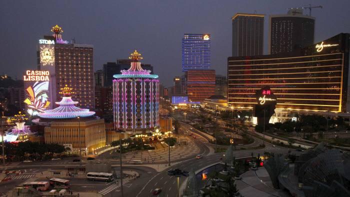 Macau casino target market syndicat croupier casino de montreal