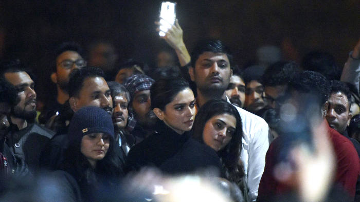 Bollywood turns on Modi after protests at citizenship law ...