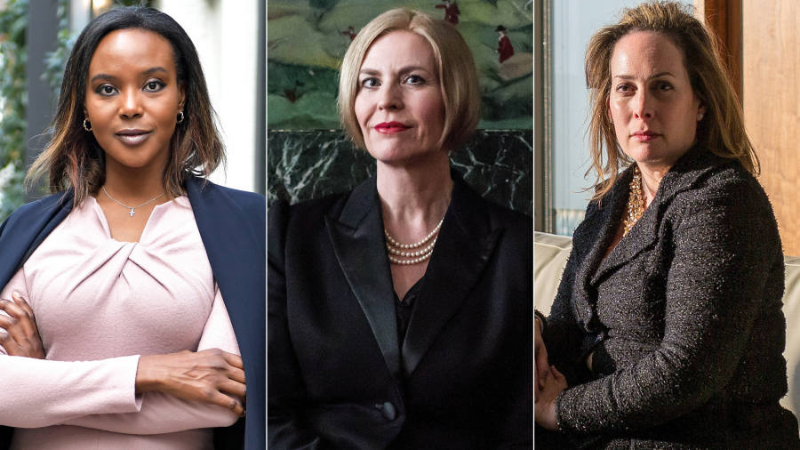 Legal Profession Must Break Its Glass Ceiling Financial