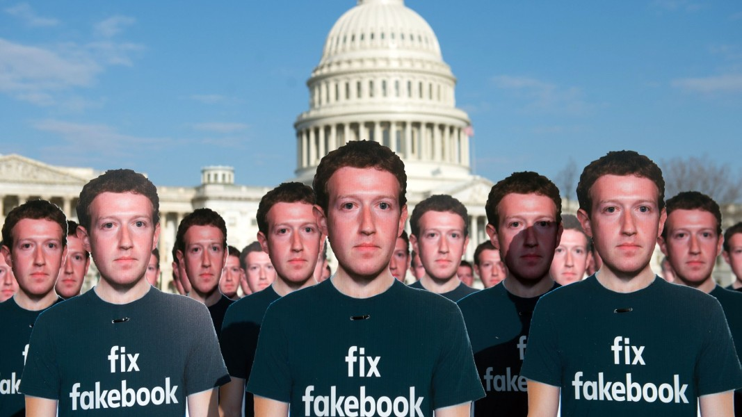 Zuckerberg testifies – as it happened | Financial Times