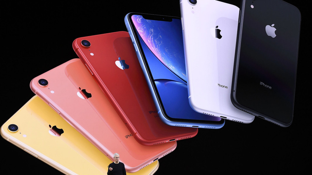 Apple Unveils Iphone 11 And Undercuts Netflix Financial Times