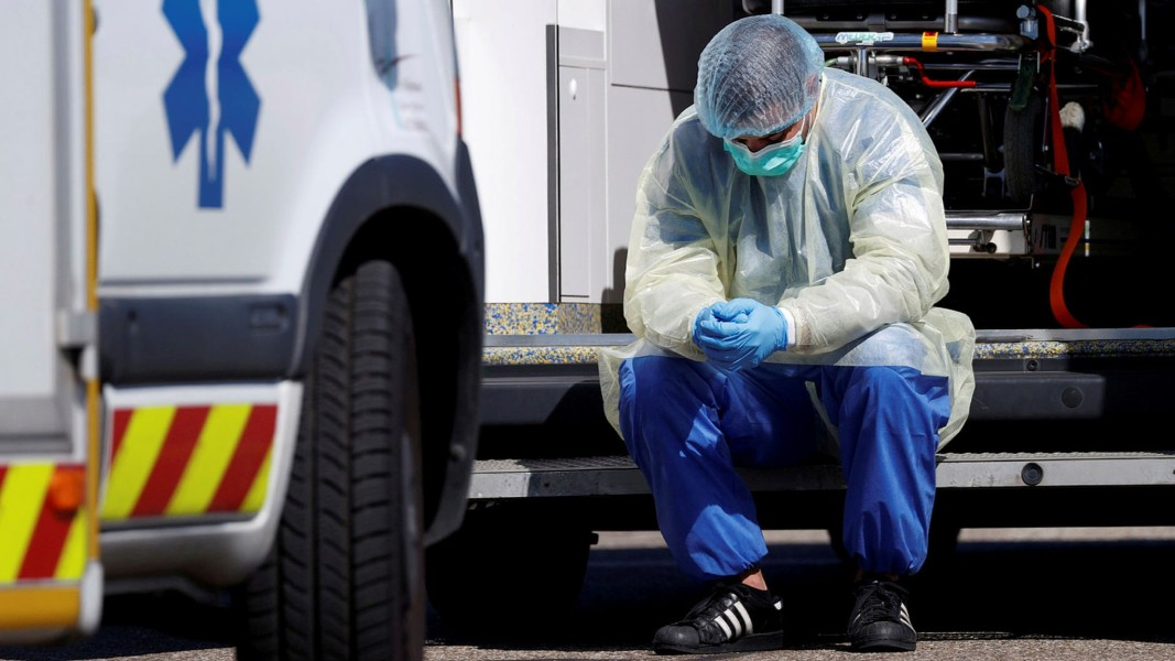 Coronavirus France Reports Its Highest Single Day Death Toll As It Happened Financial Times
