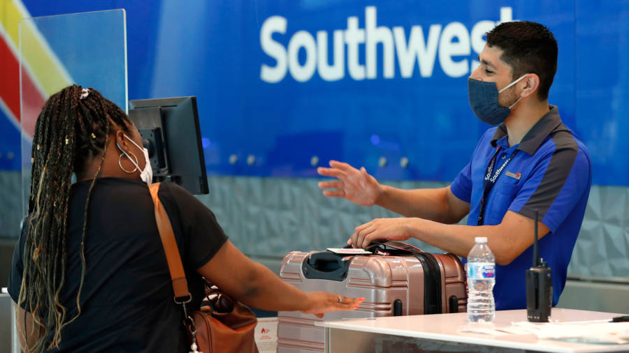 Coronavirus latest: US hits 1m mark of daily air travellers for first time since March