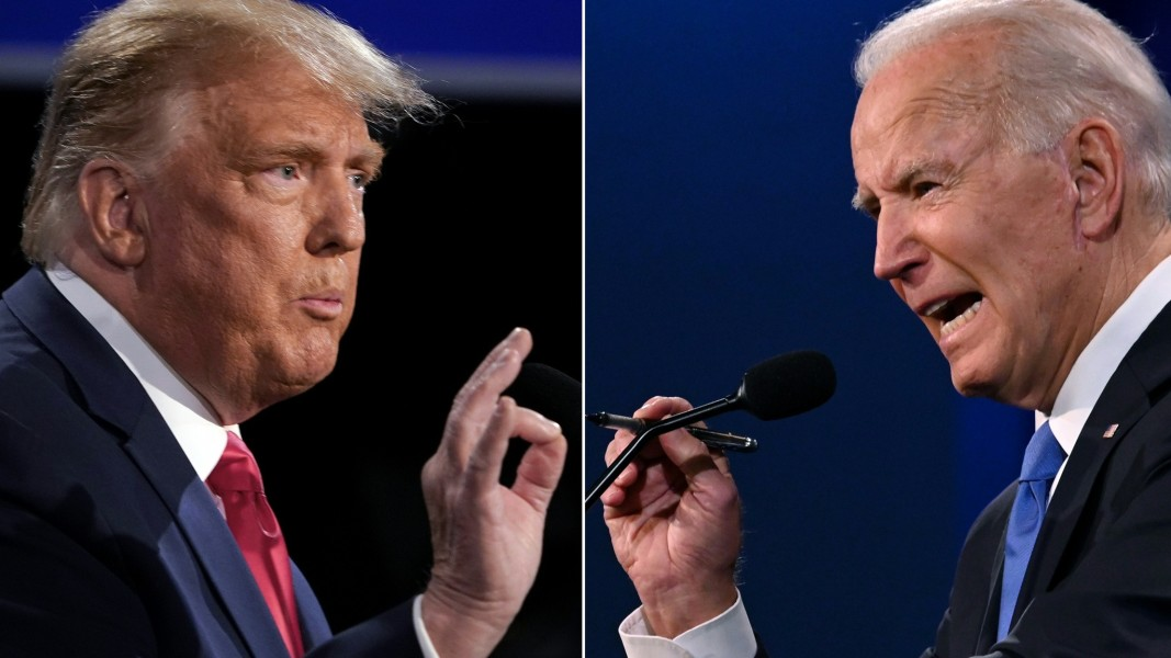 Presidential Debate How Our Columnists Rated The Last Trump Biden Battle As It Happened Financial Times
