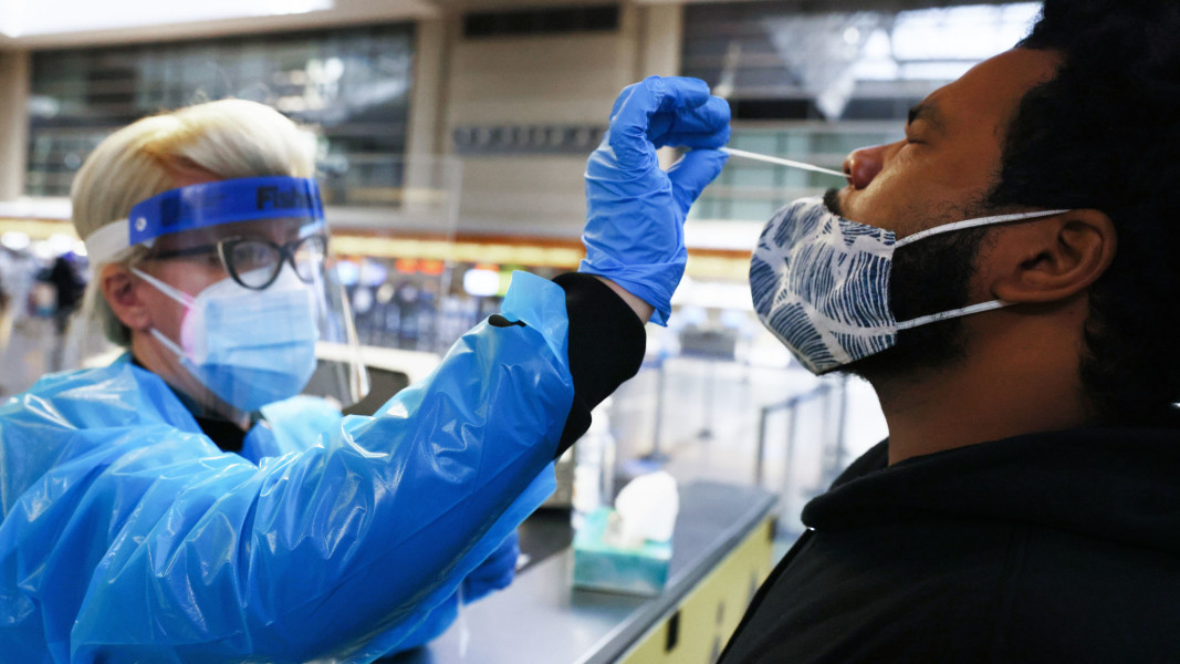 Coronavirus: New York detects first case of UK variant, California reveals  further occurrences — as it happened | Financial Times