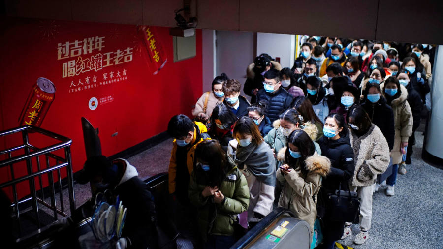 Coronavirus newest: China reviews 109 new instances in Beijing and three provinces regardless of strict measures