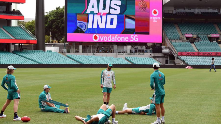 Coronavirus newest: Sydney to stage Australia-India cricket match regardless of 'tremendous spreader' warning