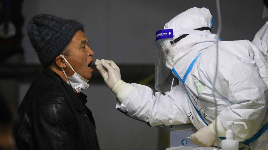 Coronavirus newest: China locations curbs on lunar new 12 months journey to manage outbreak
