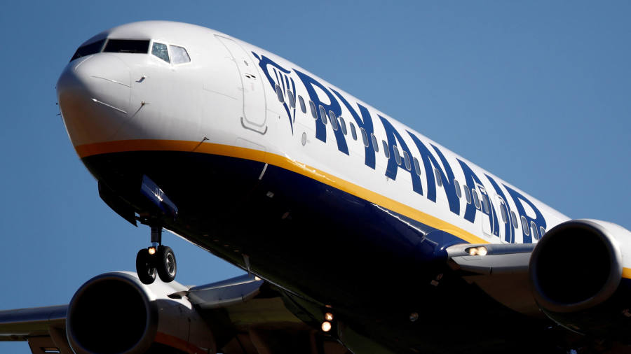 Coronavirus newest: Ryanair attracts hearth for 'jab and go' vacation adverts