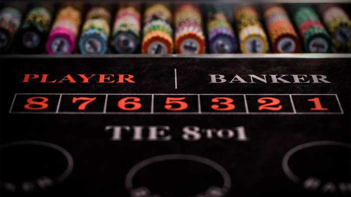 Macau casino stocks 2015 turning stone casino campground