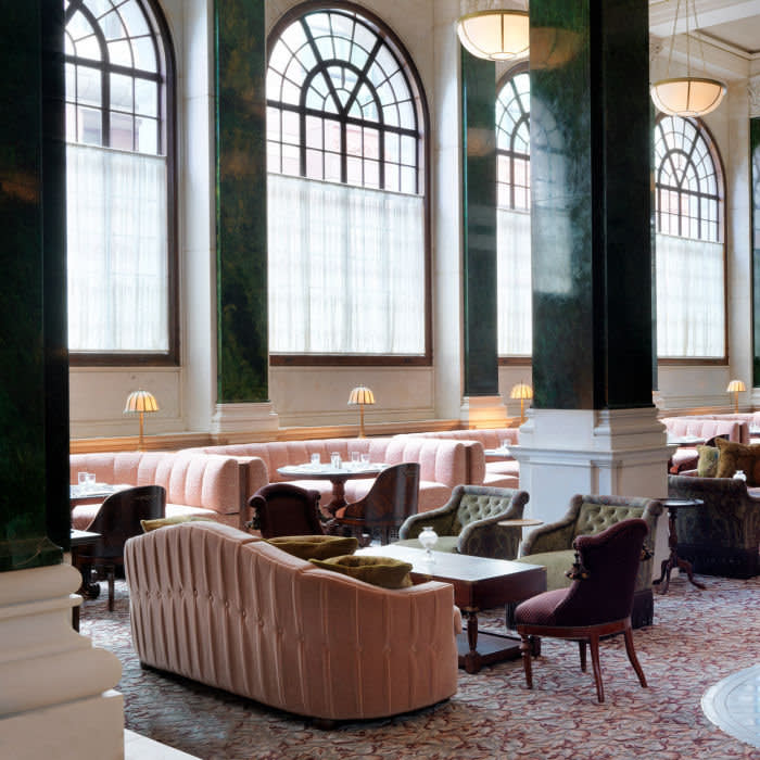 The decade's most influential hotel — but it doesn't