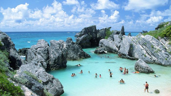 Bermuda's Blue SkiesFinancial Areas Grey Times Under 5L34jARq