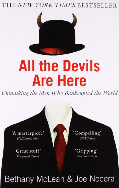 All the Devils are Here by Bethany McLean, Joe Nocera