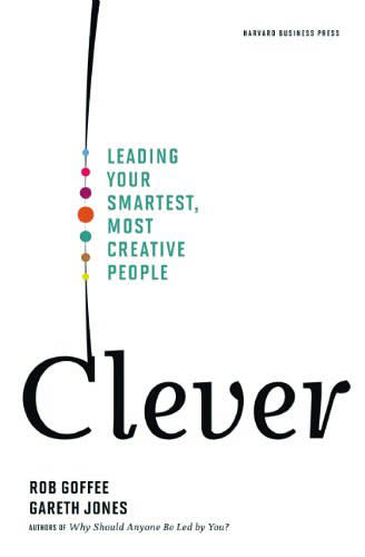 Clever by Rob Goffee, Gareth Jones