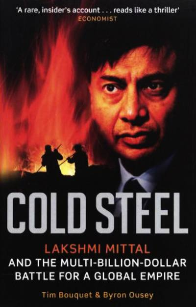 Cold Steel by Byron Ousey, Tim Bouquet