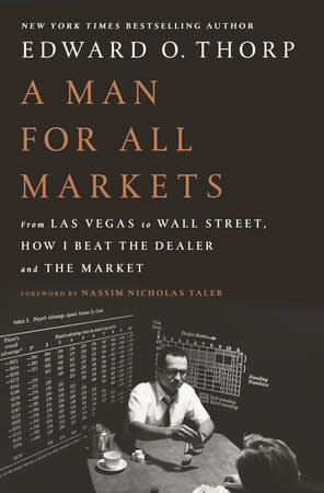 A Man For All Markets by Edward Thorp