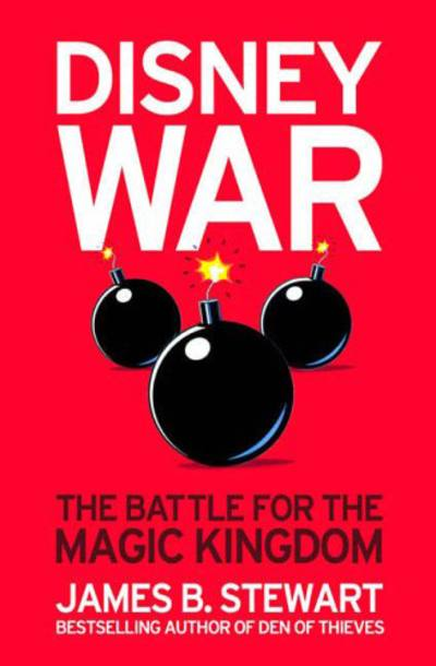 Disneywar by James Stewart