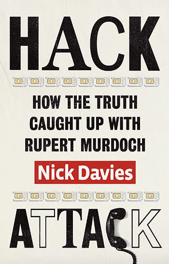 Hack Attack by Nick Davies