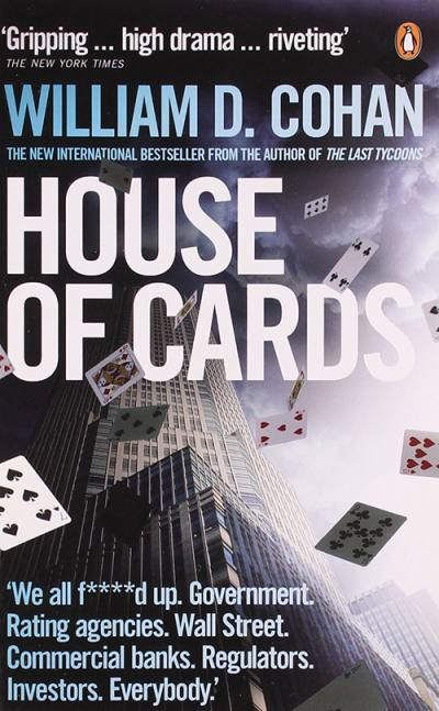 House of Cards by William Cohan