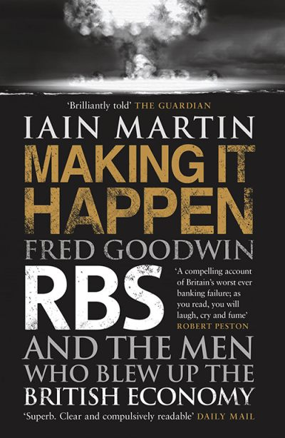 Making It Happen by Iain Martin