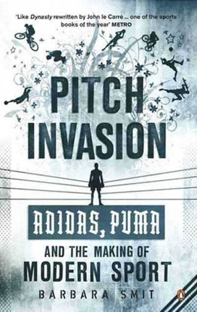 Pitch Invasion by Barbara Smit