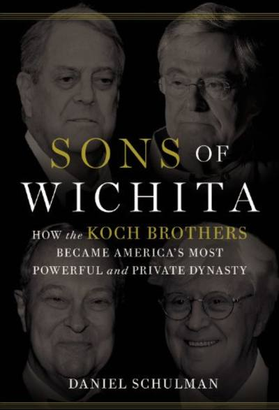 Sons of Wichita by Daniel Schulman