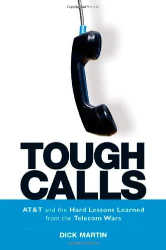 Tough Calls by Dick Martin