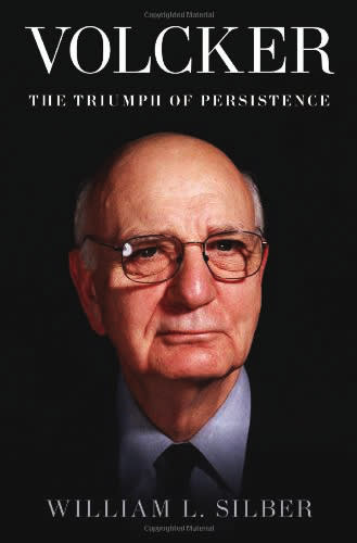 Volcker by William Silber