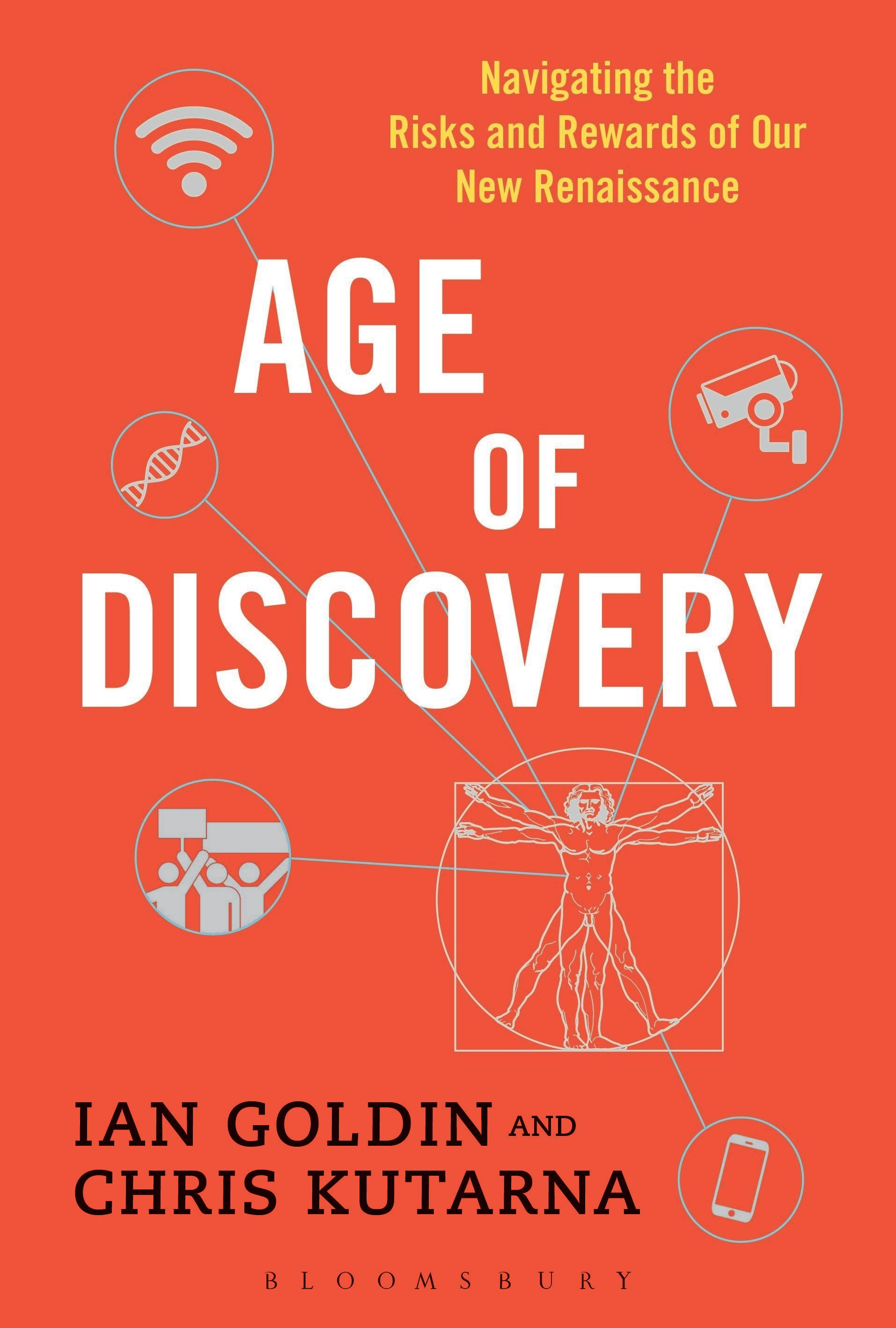 Age of Discovery by Ian Goldin and Chris Kutarna