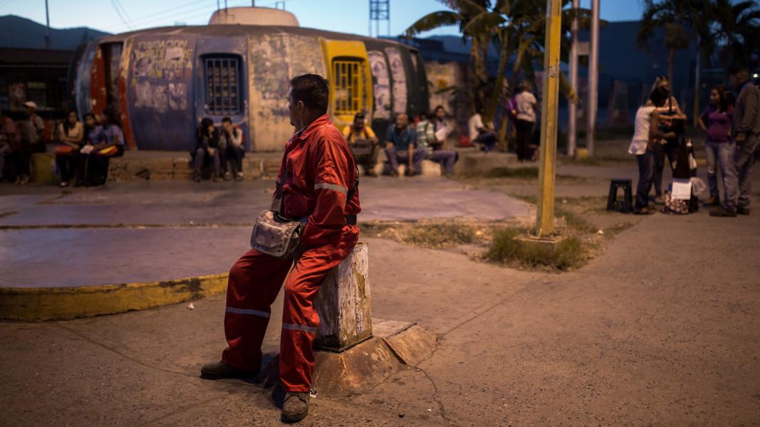 Venezuela: oil producer's slump reflects nation's decline