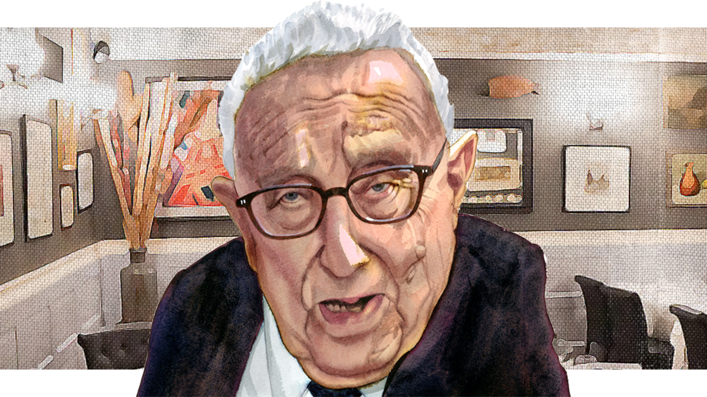 henry kissinger we are in a very very grave period financial times