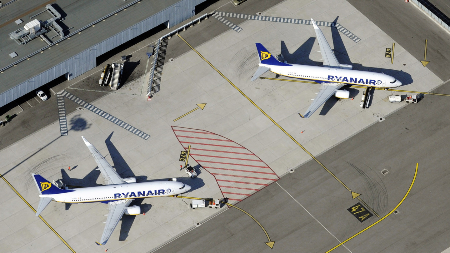 253dcb69f8e3 Ryanair  Turbulent times for low-cost pioneer. Budget airline s pilot  shortage could ...
