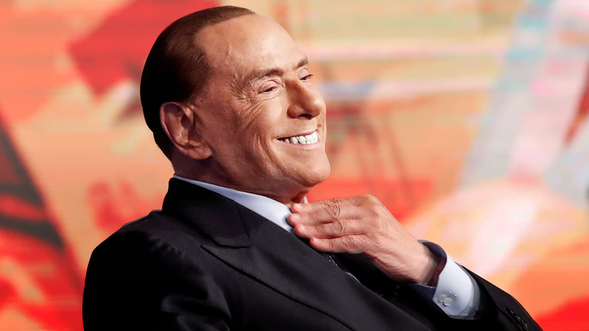 Image result for photos of silvio berlusconi