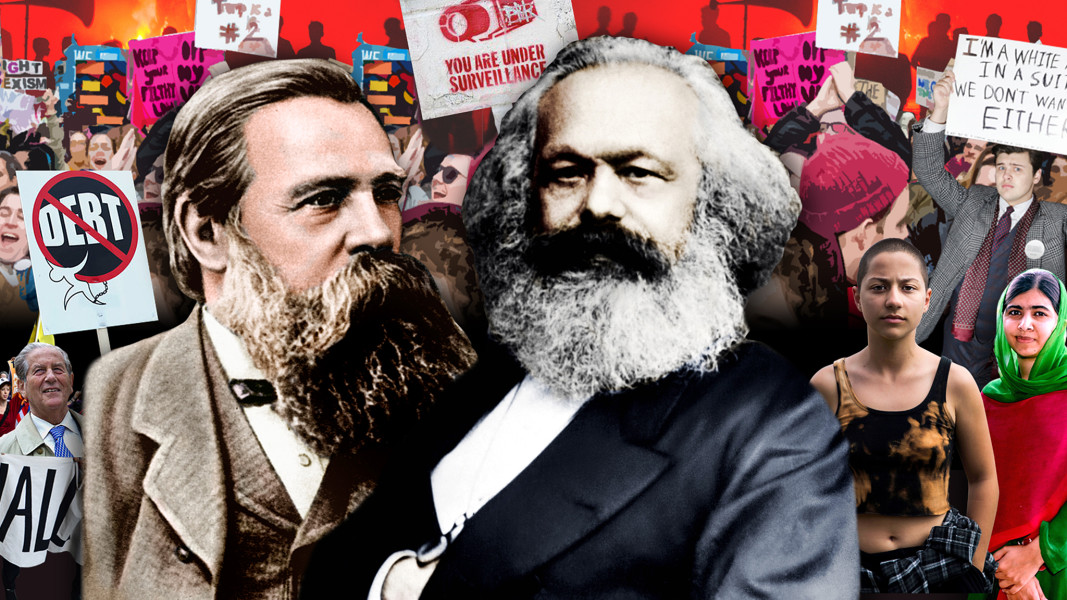 What would Karl Marx write today? | Financial Times